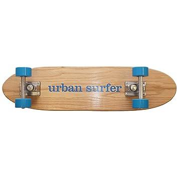Pure Urban Surfer Handmade Wooden Mini Cruiser Skateboard 255