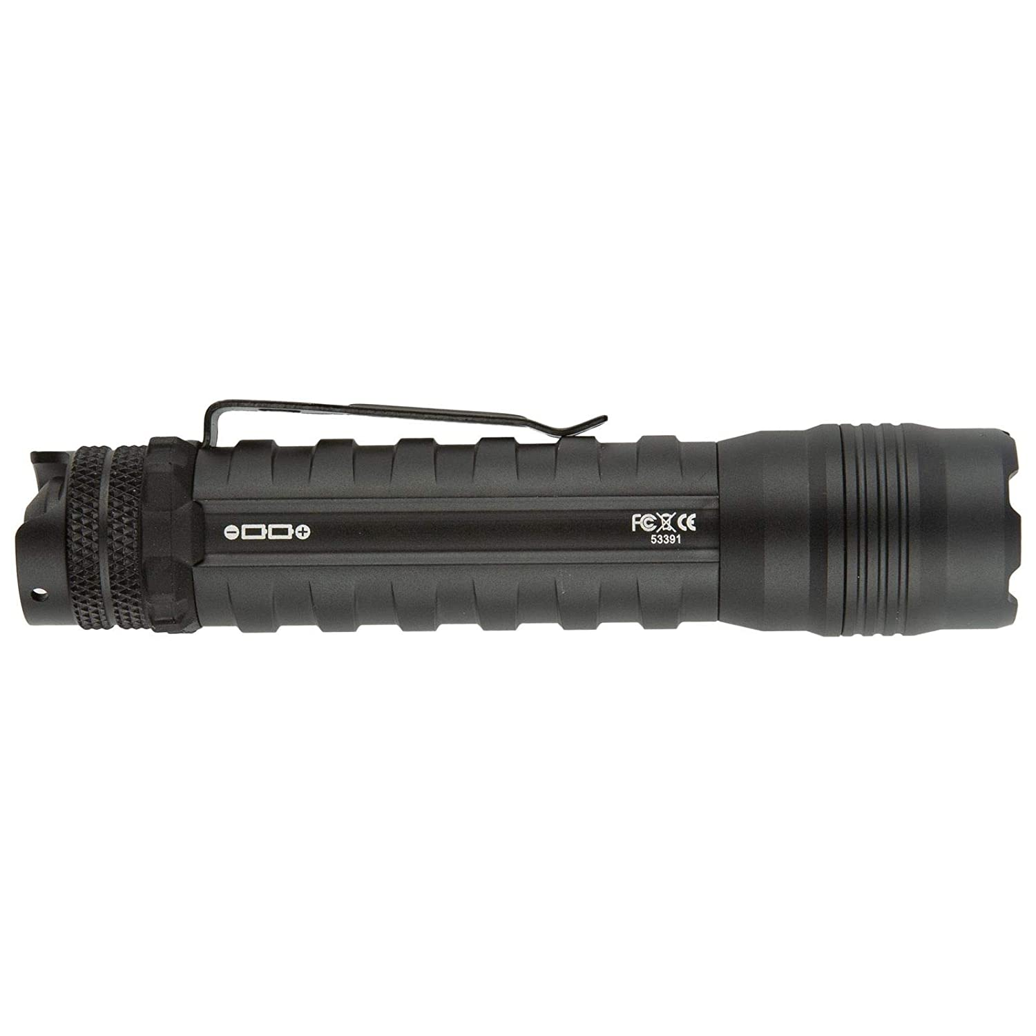 5.11 Rapid L1 Tactical Flashlight Black 511 Tactical Style 53390 Sports 888579189476