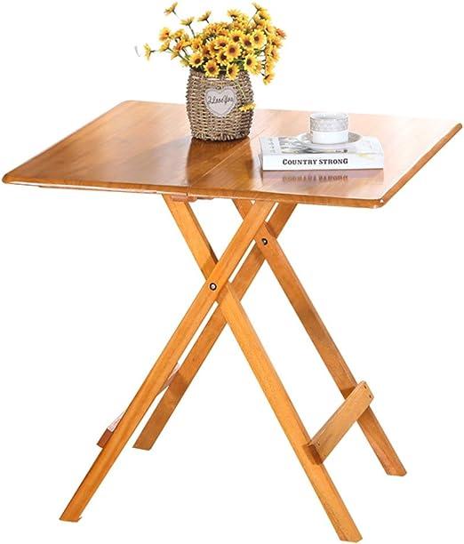 Mesas de comedor Mesa plegable mesa de comedor hogar mesa plegable ...