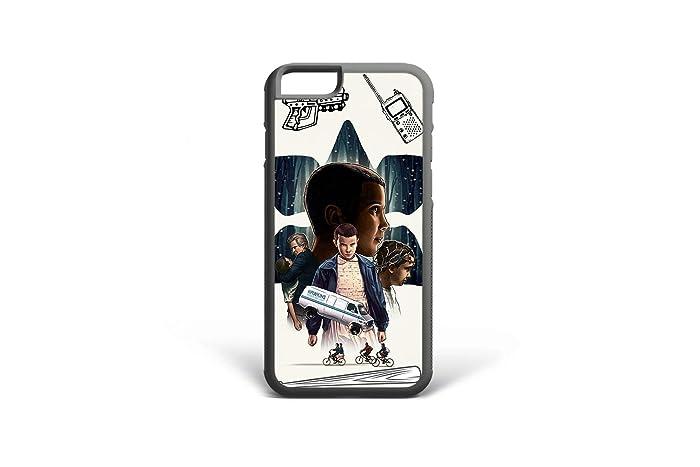 quality design 6ea54 8e81a Amazon.com: Koldan Stranger Things Phone Case iPhone 8 Plus XS Max ...