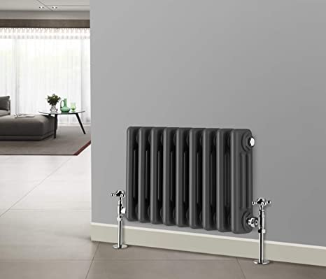 Incredible Nrg 300 X 425Mm Traditional Column Radiators Horizontal Central Heating Cast Iron Rads Uwap Interior Chair Design Uwaporg