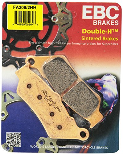EBC Brakes FA209/2HH Disc Brake Pad Set ()