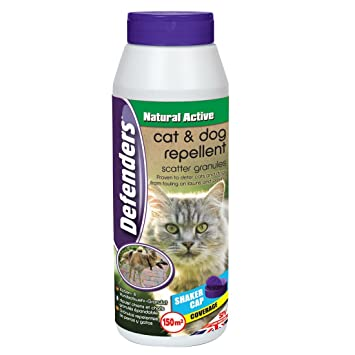 Dicoal STV616 - Repelente gatos granulos dispersos 450g: Amazon.es: Jardín