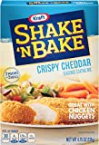 Shake 'n Bake Seasoned Coating Mix, Crispy Cheddar, 4.75 Ounce