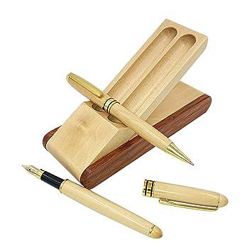 negocio de la moda 2 bolígrafos establecen Bolígrafo y pluma ...