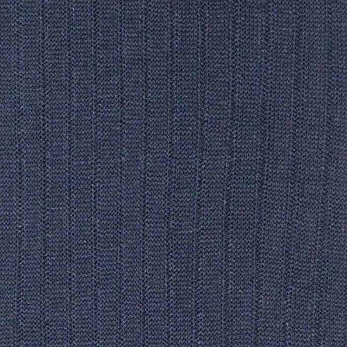 Bleu D'écosse Chaussette En Côtelée Spa nbsp;6 – Ciocca nbsp;paires Fil Coton 100 Haute Bgx4Cq