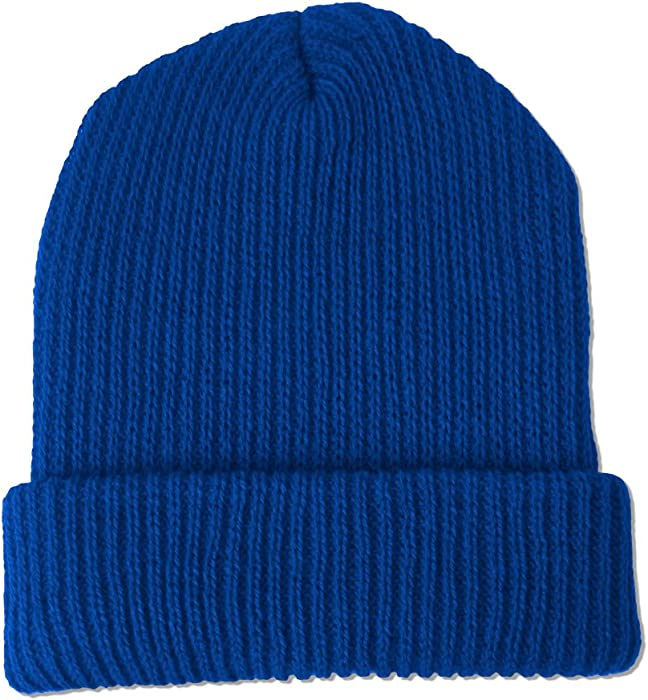 40e41a31a62 Made In U.S.A. Watch Cap Acrylic Beanie - (Comes in Different Colors)
