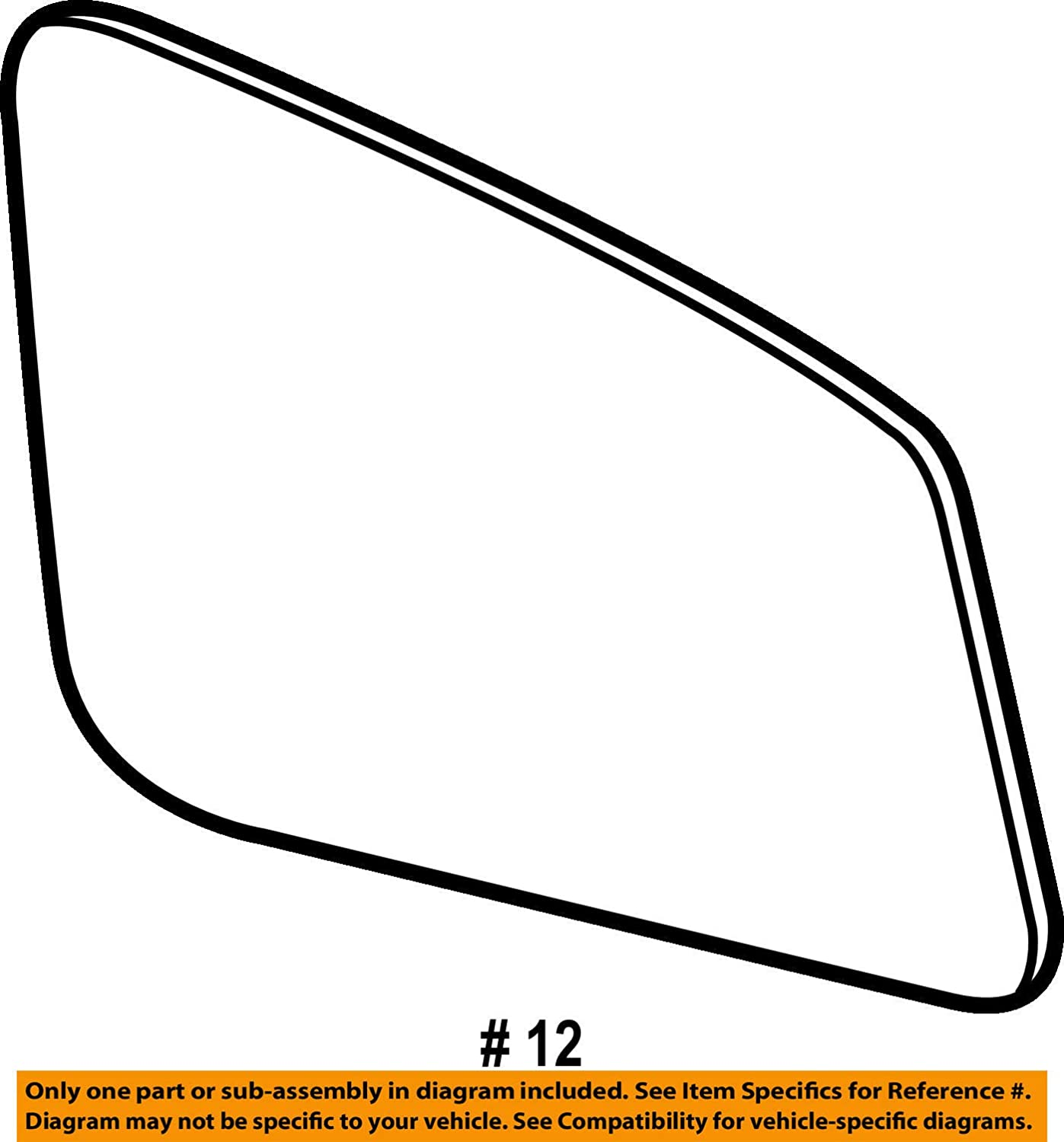 Amazon.com: BMW F30 F32 320i 328i 328d 335i 428i 430i LEFT MIRROR HEATED AND DIMMING 51167285005 OEM: Automotive