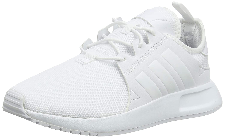 Buy adidas Originals Boy's X_PLR J Ftwwht Sneakers 4 UK