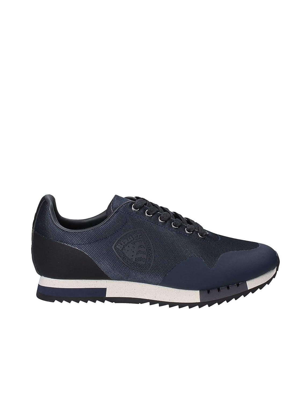 Blauer USA Herren Herren Herren Turnschuhe Schuhe Detroit dunkel blau Navy b9396e
