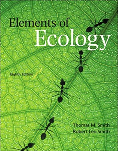 Amazon.com: Elements of Ecology (8th Edition) (8601400929353 ...