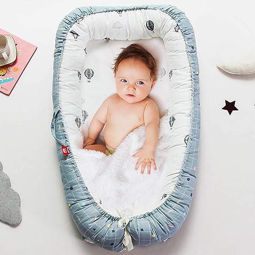 Amazon.com: Brandream - Cama nido para bebé, doble cara ...