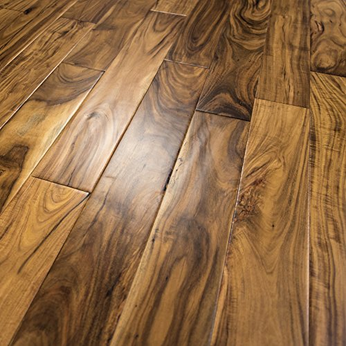 Acacia hand scraped prefinished engineered wood flooring 5 for Cheap engineered wood flooring