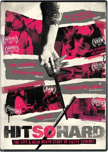 Courtney Love Cobain - Hit So Hard (DVD)