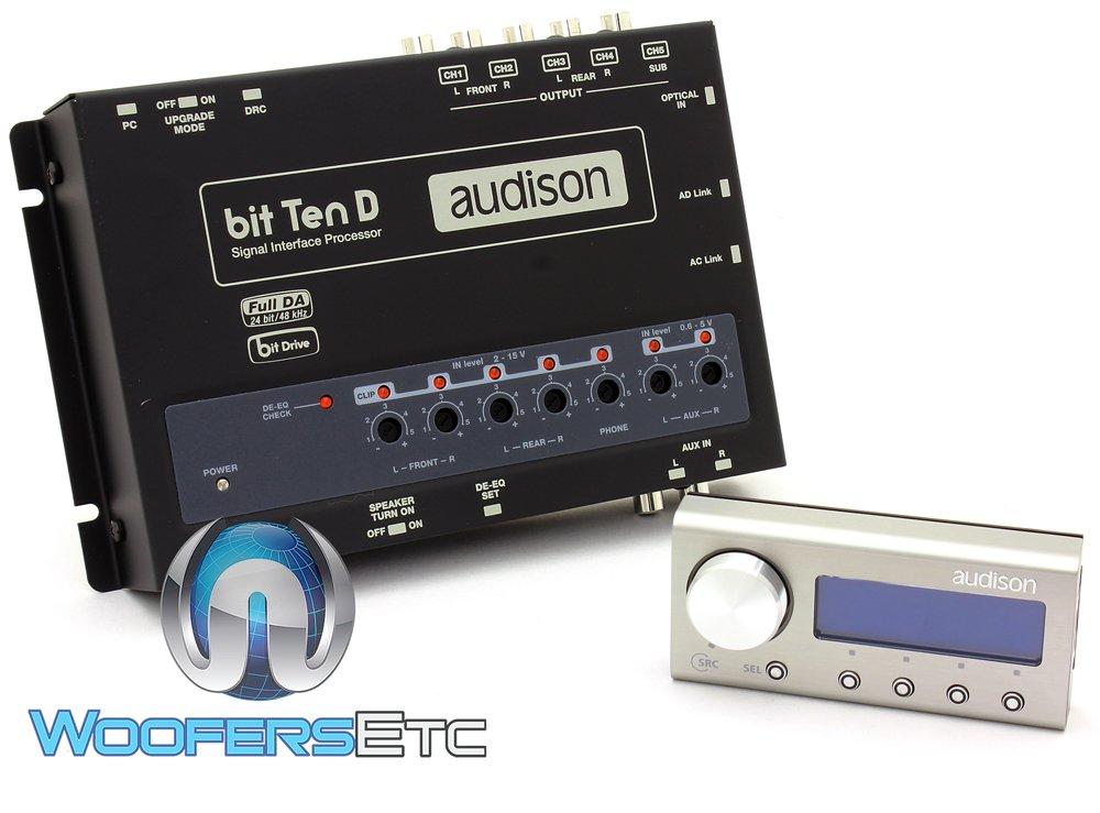 Audison Bit Ten D Processor