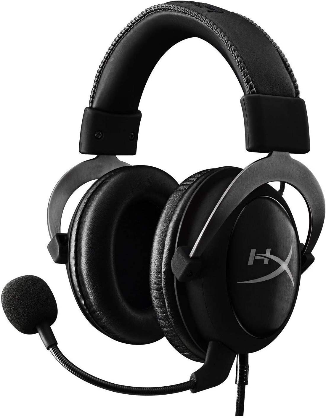 HyperX Cloud II Gaming Headset - 7.1 Surround Sound - Memory Foam Ear Pads - Durable Aluminum Frame - Works with PC, PS4, PS4 PRO, Xbox One, Xbox One ...