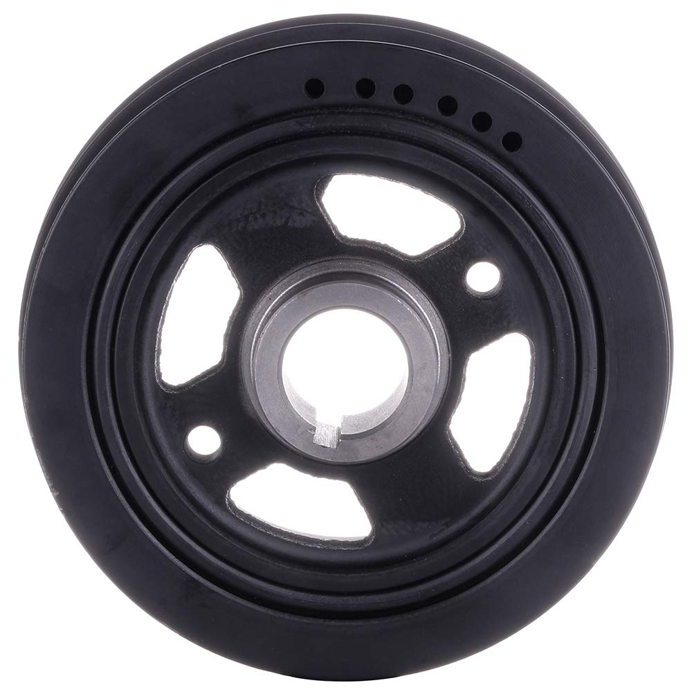 Aintier Automotive Replacement Engine Harmonic Balancers Fits for 1990-1997 Toyota Celica 1988-1997 Toyota Corolla