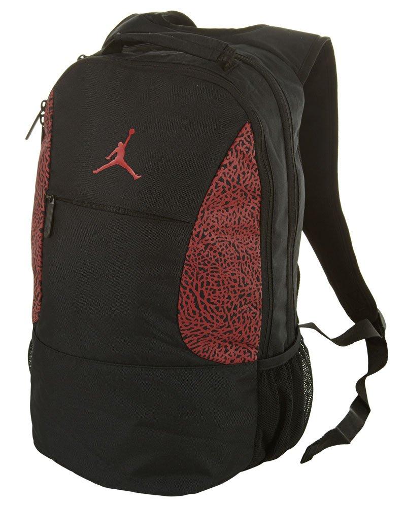 a358587b3007 Nike Air Jordan Unisex Laptop Backpack Bookbag Black (546469-011)   Amazon.co.uk  Luggage