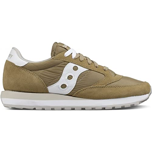 Zapatos Saucony Jazz H. Tan/white T11