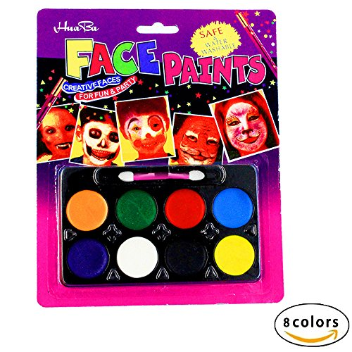 Cream Based Face Paint