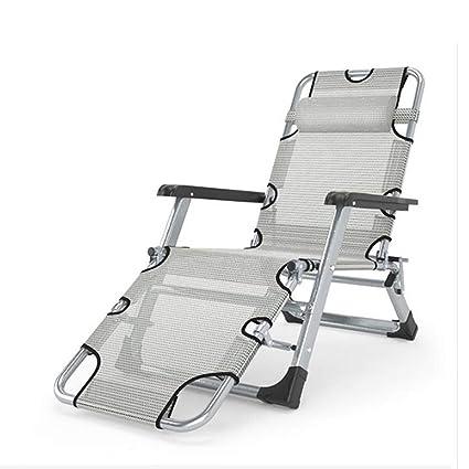 Longues Plein Chaises En Pliant De Lit Inclinables Pont Air Chaise H2YED9IW