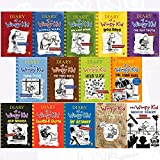 img - for diary of a wimpy kid collection 14 books set by jeff kinney (diary of a wimpy kid,rodrick rules,the last straw,dog days,the ugly truth,[hardcover] the getaway,double down,the wimpy kid movie diary book / textbook / text book