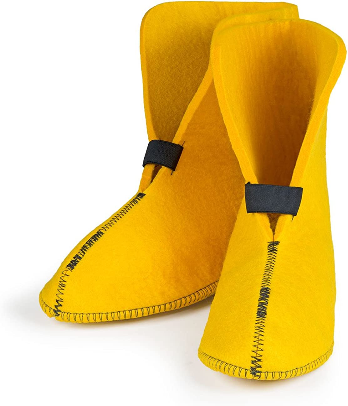 FELT Replacement Boot Liners 75 Wool, Yellow 624 626