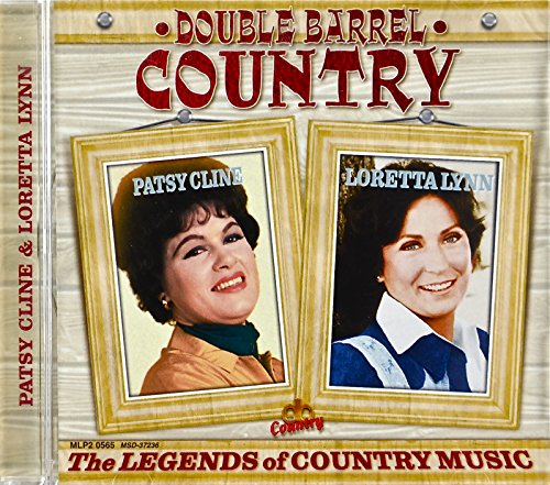 Patsy Cline & Loretta Lynn by Madacy Records