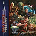 Dan Dare: Reign of the Robots Audiobook by Simon Guerrier Narrated by Ed Stoppard, Geoff McGivern, Heida Reed, Michael Cochrane, Raad Rawi
