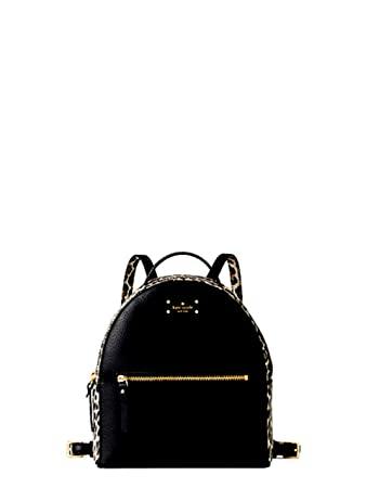 7a9da9ee8 Amazon.com | Kate Spade Women's Black Grove Street Leopard Sammi ...