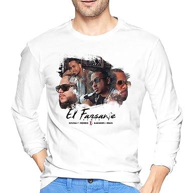 5fae7389d Amazon.com: Ozu Na Man Ideal Long Sleeve T-Shirt White: Clothing