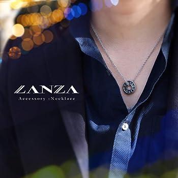 LANZA (ランザ) ネックレス ペンダント [ 選べるデザイン/Ring ] 贈り物 ギフト アクセサリー 専用ボックス付き