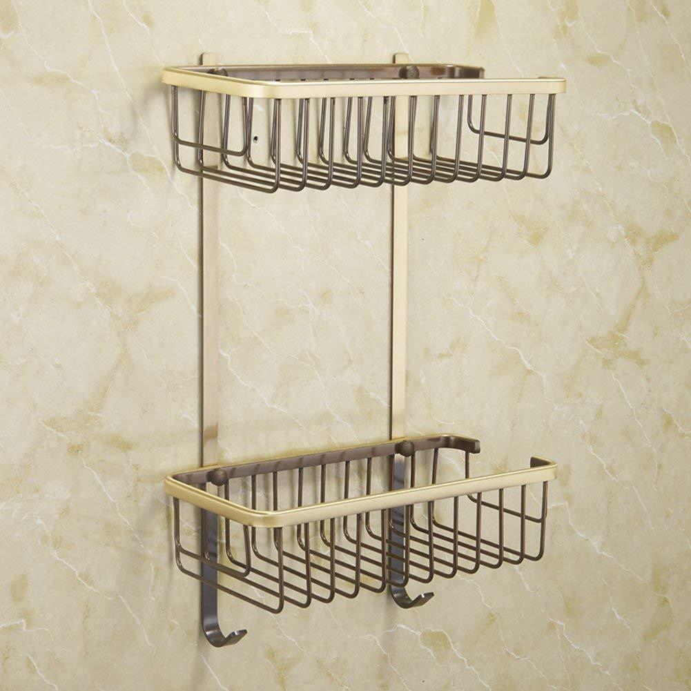 Der Bathroom racksathroom shelforner Shower racksathroom shelvesorner Rack Showers,for Bathroom Kitchen (Color : B) by Der (Image #1)