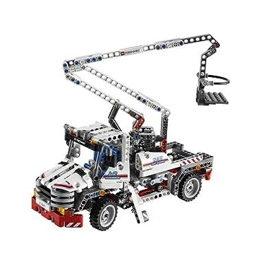 LEGO Technic Bucket Truck 8071: Toys & Games