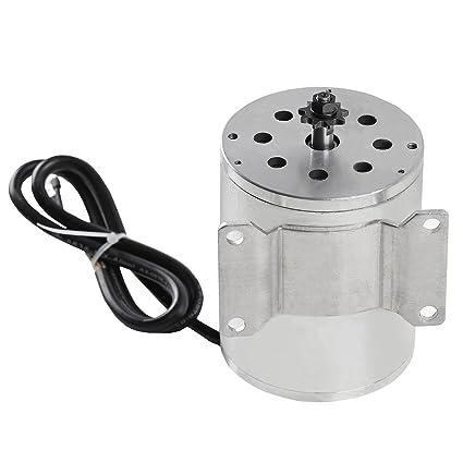Amazon com: ZXTDR Brushless Electric Motor 48V 1800W Fits for ATV