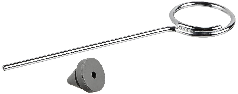 Ives Commercial SR64BG Door Silencer for Metal Frame 100 per Bag Rubber
