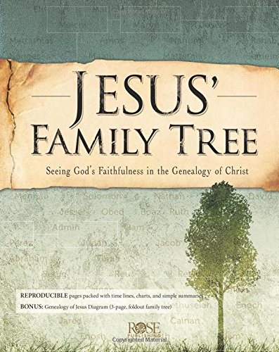 Jesus' Family Tree: Seeing God's Faithfulness In The Genealogy Of - Tree Family Jesus