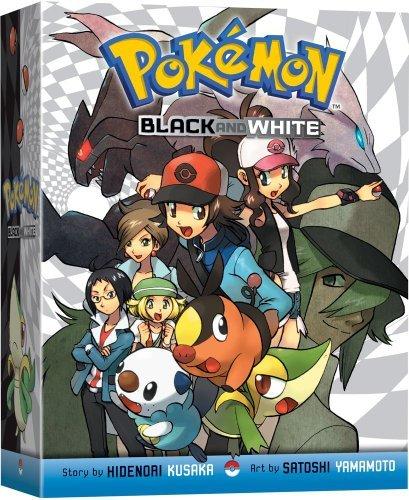 By Hidenori Kusaka - Pokemon Black and White Box Set 8 Volume Set [With Poster] (Pok€÷mon) (Pap/Pstr) (9.2.2012) pdf epub