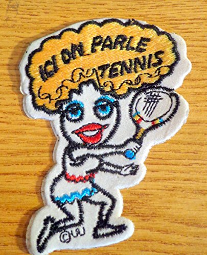 vintage-1970s-tennis-humor-ici-on-parle-tennis-embroidered-patch