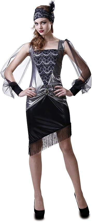 My Other Me - Disfraz de Chica años 30, talla M-L (Viving Costumes ...