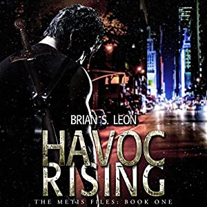 Havoc Rising Audiobook