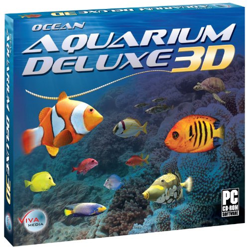 Game Aquarium Deluxe (Ocean Aquarium Deluxe 3D (Jewel Case))
