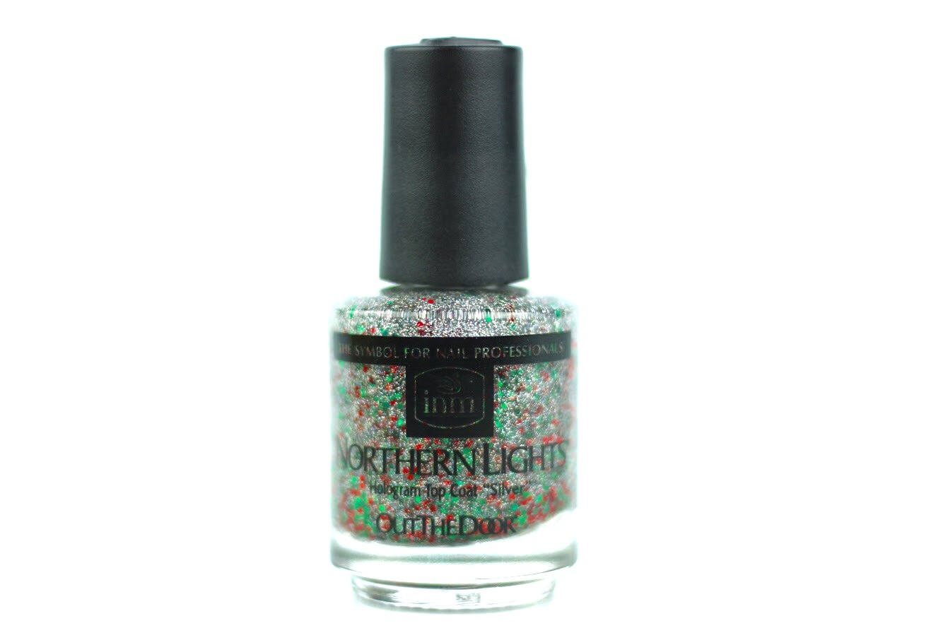 INM Northern Light Top Coat Christmas Limited Edition - Silver by INM