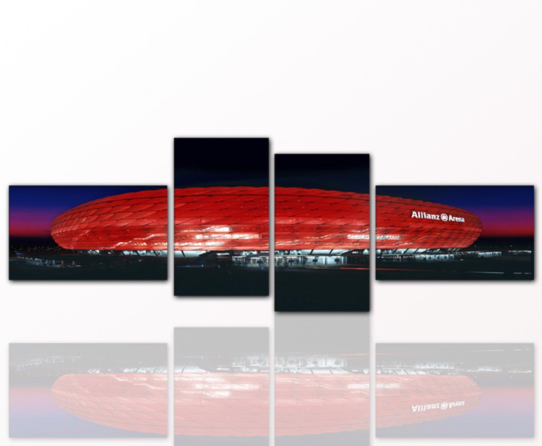 Amazon.de: BERGER DESIGNS - Bild auf Leinwand - modern Art Design ...