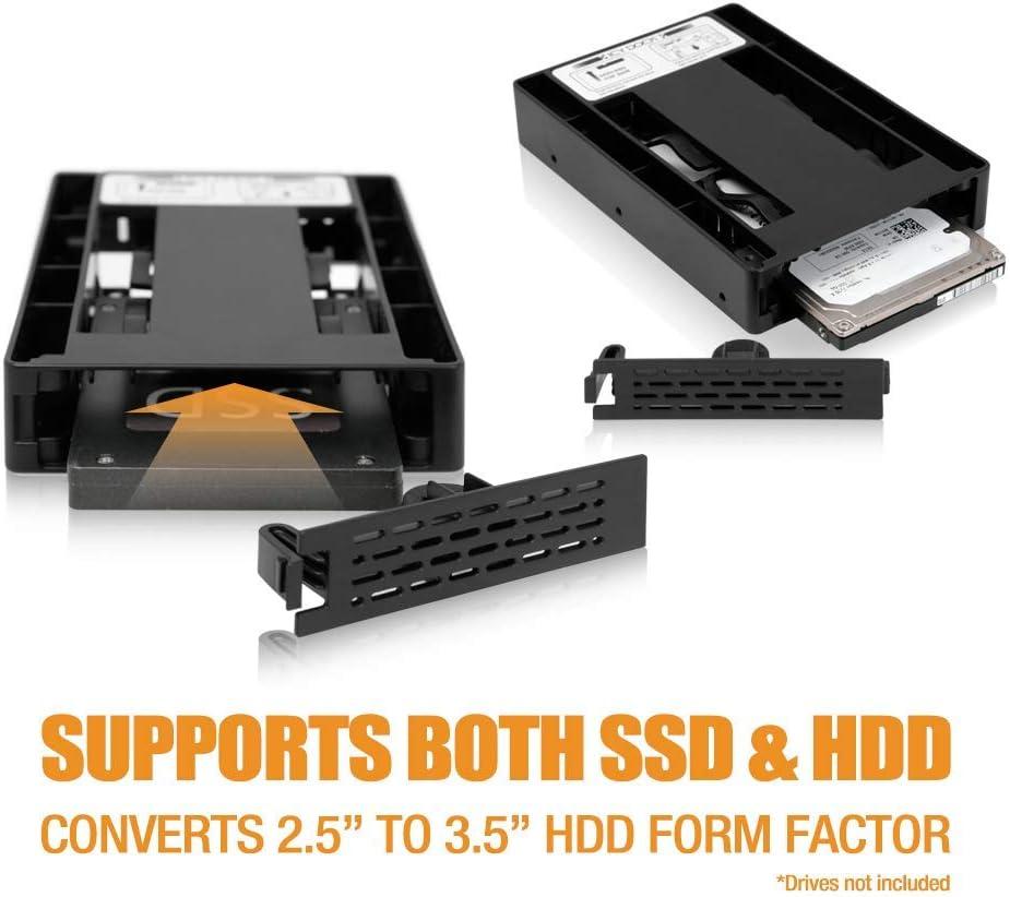 Icy Dock EZConvert MB882SP-1S-3B - Convertidor por SSD/HDD SATA ...
