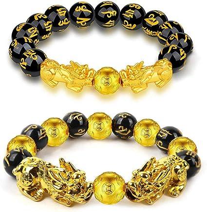 Brass belcher chain bracelet with lucky Chinese coins Brass Jewellery set Gold bracelet earrings