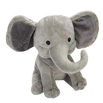 Lindo De Peluche Dormir Juguetes 23cm Bebé Elefante Niños Matefield PkwOn0