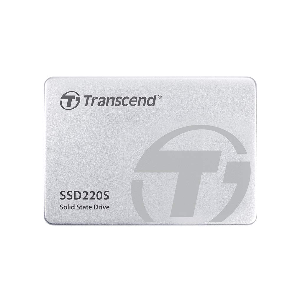 SSD : Transcend 120 GB TLC SATA III 6Gb/s 2.5 Solid State...