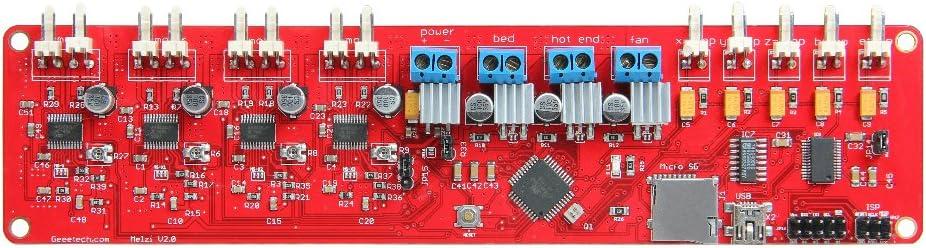geeetech Melzi V2.0 controlador Junta Junta de Control de ...