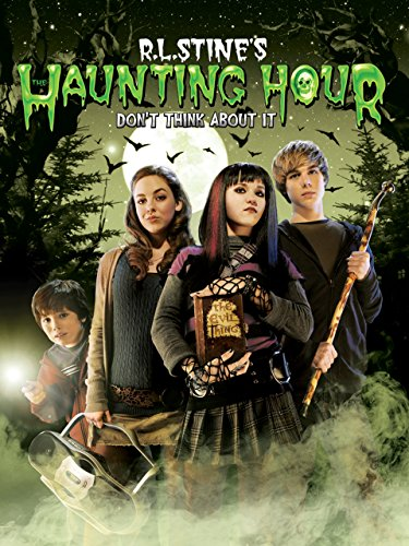 R.L. Stine's The Haunting Hour: Don't Think About It]()
